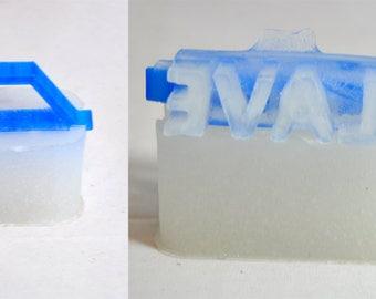 Slave Ice brand temporary brand
