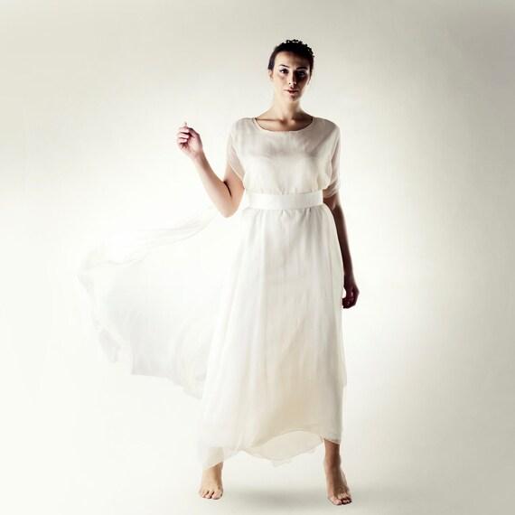 Celtic Wedding dress Plus size wedding dress Pagan wedding