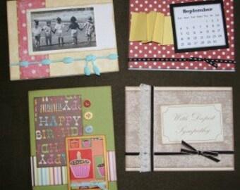 August 2011 Handmade Card Kit