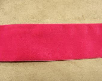 Velvet - 5 cm - FUCHSIA Ribbon