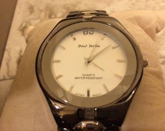 Paul Jardin Quartz Water Resistant Men's Watch