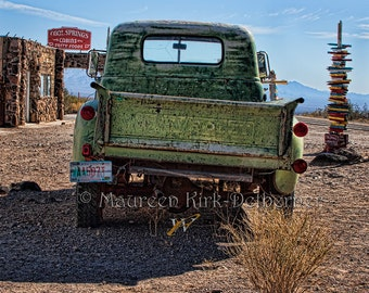 Truck tailgate 1950 Chevy Truck Chevrolet truck decor Rustic home decor old truck photo boys room old truck wall art Fathers Day gifts man