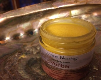 Ancient Blessings Golden Body Butter Moisturizer