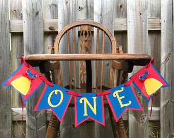 Highchair Banner Snow White High Chair Banner Cake Smash Banner Snow White Princess Birthday Party Decor Baby's 1st Birthday Party Supplies