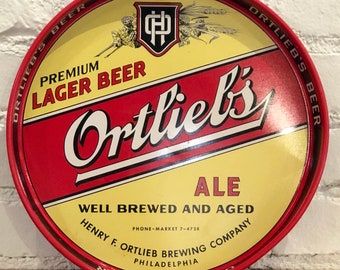 Ortlieb's Beer Tray