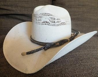 Custom Braided Horsehair Hatband