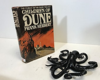 Novel - Children of Dune 1976 - Black Octopus Books