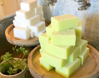 SOAP. Handmade Glycerin Soap Enriched With Shea Butter. Bar Soap. All Natural. Natural Beauty. Vegetable Based. Moisturizing.
