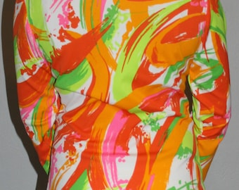 70s Lanie J. Styled In California authentic blouse