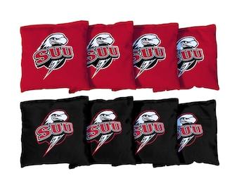Southern Utah University Thunderbirds Cornhole Bag Set