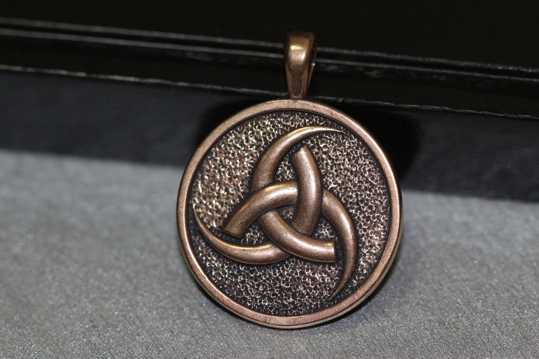 Viking triple horn of odin pendant odins horn pendant description the triple horn of odin buycottarizona