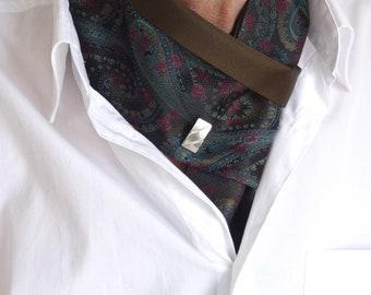 Tie reversible while silk knot cufflinks Jack.B