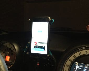 Mini Cooper SmartPhone Mount Made to Order