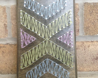Made to Order Arrows String Art