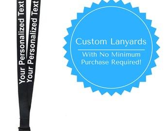 Personalized Lanyard / Custom Lanyard / Personalized ID / Custom Keychain / Personalized Keychain / Wholesale Lanyards / Neck Lanyard /