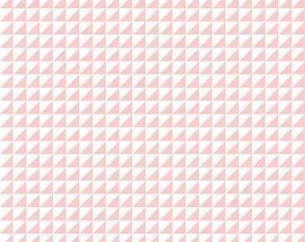 40% OFF SALE!  Havana Waffle Pink - Monaluna Organic Cotton