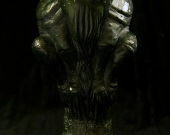 Cthulhu Idol with Idol Letters