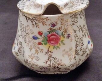 James Kent Ltd. England Embassy Pattern Jam/Jelly Jar