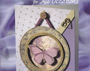 121 Cards for All Occasions Card Making Book