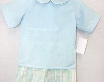 292149- Toddler Shorts - Baby Boy Clothes -  Boys Short Set - Toddler Boy Outfit - Baby Clothes -Childrens Clothes - Toddler Twins