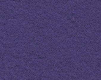 "18"" x 24"" Orchid Purple Acrylic Felt FQ - equal to 4 Sheets Felt"