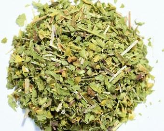 SKULLCAP | Organic Herbal Tea | Loose Leaf and Tea Bags | Tea Tins | Eco-Friendly Packaging