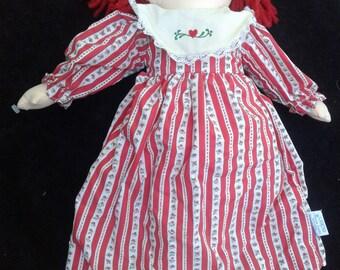 Vintage Madeline Doll, Retro Eden Corp Dolls, 1994
