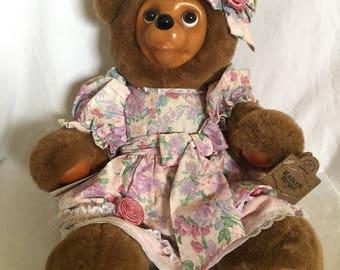 1993 Robert Raikes Bear Sophie.