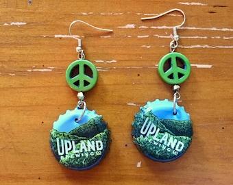 Peace, love, Upland BEERrings