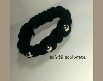Metal Pearl Strap Bracelet