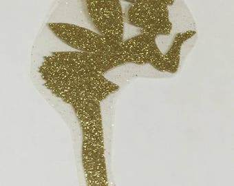 Fusible fairy pattern
