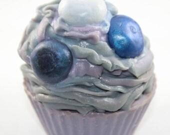 BooHooBerry Cupcake