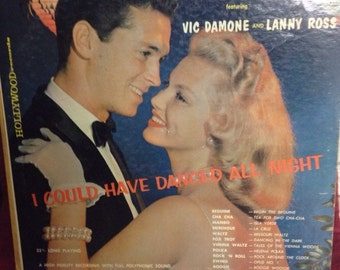 A Complete Dance Party With Allen Roth And His Orchestra, Lanny Ross, Vic Damone And Ted Dales Orchestra 12 Inch Vinyl Record