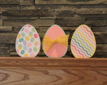 Easter Eggs (cut out)