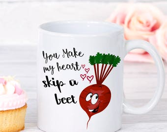 Cute Couple Gift -  Father's day - Husband Gift  - Gift for Her - Love You Mug - Wife Coffee mug - Gift for Fiancé - Funny GIft