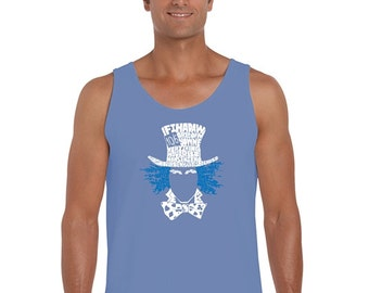 Men's Tank Top - The Mad Hatter