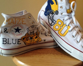 University of Michigan Shoes