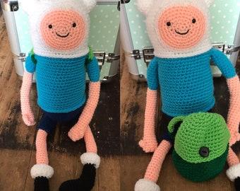 Finn The Human Adventure Time