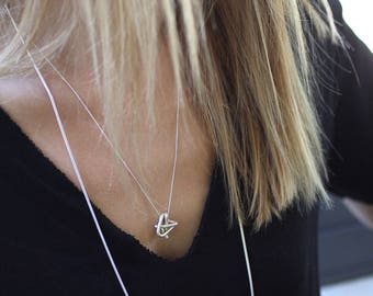 Unique personalized gift, initial necklace sterling silver, personalized necklace,bridesmaid personalized jewelry, mothers day gift
