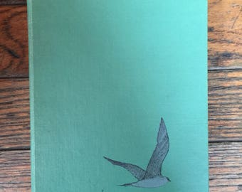 Vintage 1949 Birds of the Olympic Peninsula Book Signed E.A. Kitchin