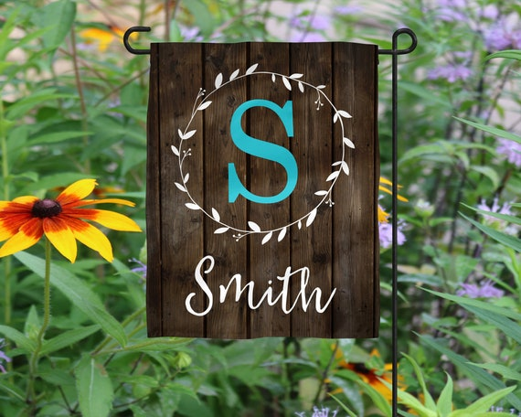 garden flags personalized. Custom Name Garden Flag, Personalized Wedding Gift, Mother\u0027s Day Flags A