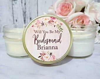 Bridesmaids Candles