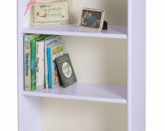 Little Colorado Traditional Bookcase - Painted