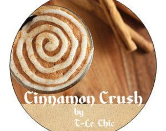 Cinnamon Crush lotion 2 oz