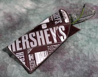 Cas de verre/lunettes lecture emballages Bar à bonbons chocolat Hershey recyclé