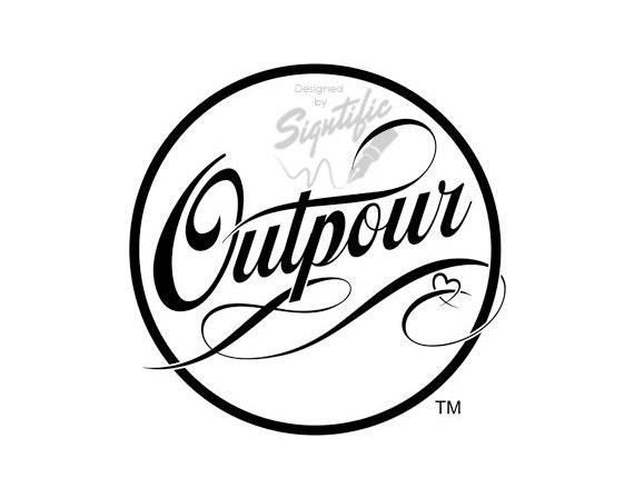 Vintage candle label design, custom candle round logo, black and white logo badge, product label, OOAK logo design, graphic design logo