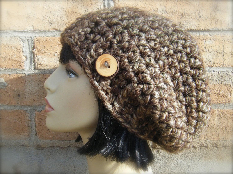 PATTERN: Kelsey Slouch, Easy crochet PDF, Adult/ teen, seamless ...