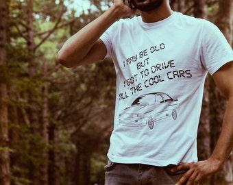 Audi Fan T-shirt for Dad Gift