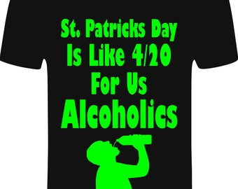4-20 For Alcoholics