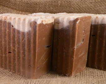 Rootbeer Goats Milk Soap
